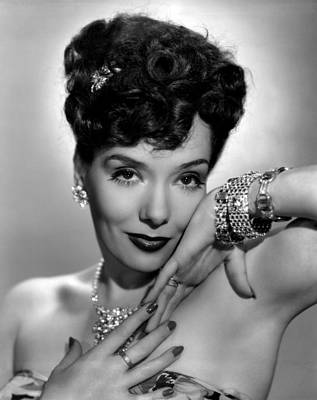 Diamond Bracelet Photograph - Lupe Velez, Universal Pictures by Everett