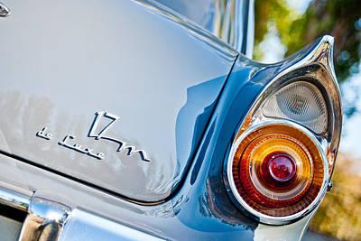 Taunus Photograph - Luxury Vintage Ford by Anita Megyesi
