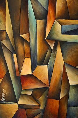 'madness' Print by Michael Lang