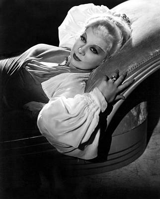 Mae West Print by Everett