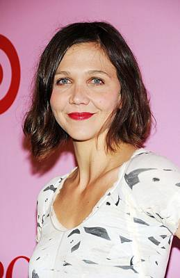 Maggie Gyllenhaal At Arrivals For Zac Print by Everett