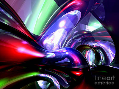 Purple Grapes Digital Art - Magically Fantastic by Alexander Butler