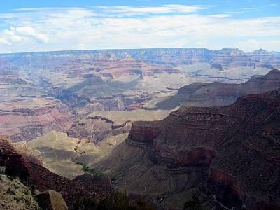 Majestic Grand Canyon Print by Mitch Hino