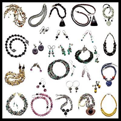 Sterling Silver Bracelet Jewelry - Making Ends Meet by Barbara Drake