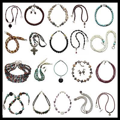 Sterling Silver Bracelet Jewelry - Making Ends Meet IIi by Barbara Drake