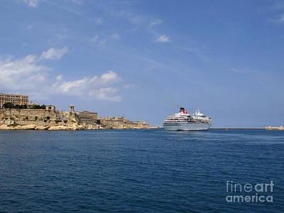 Malta G.c. Original by John Chatterley