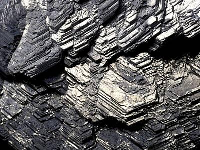 Marcasite Mineral Print by Dirk Wiersma