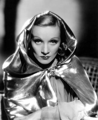 Marlene Dietrich, 1936 Print by Everett