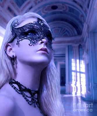 Masquerade Ball  Print by Eugene James