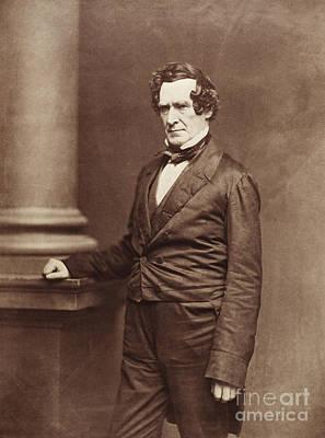 Self-portrait Photograph - Mathew Brady, Father Of Photojournalism by Science Source