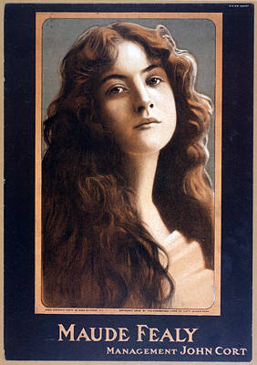 Maude Fealy 1881-1971, American Print by Everett