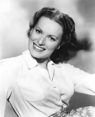 Maureen Photograph - Maureen Ohara, Paramount Pictures, 1950 by Everett