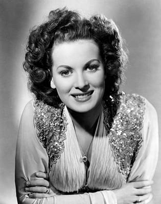 Maureen Photograph - Maureen Ohara, Rko, 1940 by Everett