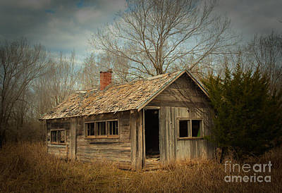 Abandoned Houses Photograph - Memories Are Made Of This by Betty LaRue