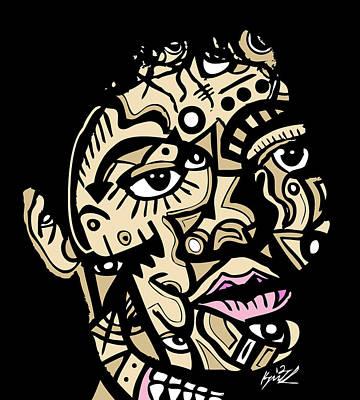 Michaeljackson Digital Art - Michael Jackson Full Color by Kamoni Khem