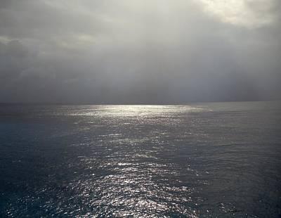 Photograph - Mid-caribbean At Noon  by Riley Geddings