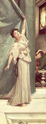 Midday Slumbers  Print by Sir Lawrence Alma-Tadema