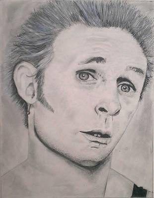 Mike Dirnt Original by Brittany Frye