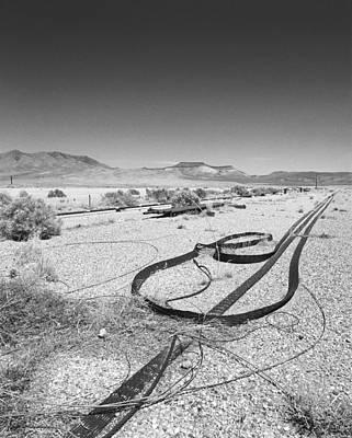 Mile Long Cable Area 11 Original by Jan Faul