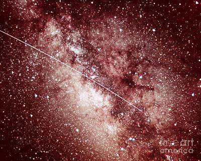Milky Way In Sagittarius Print by Science Source