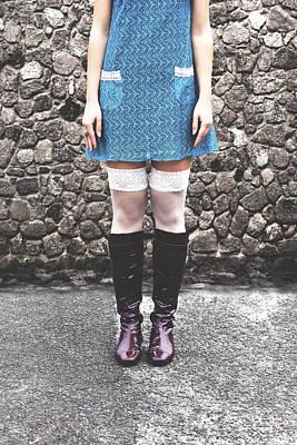 60s Photograph - Minidress by Joana Kruse