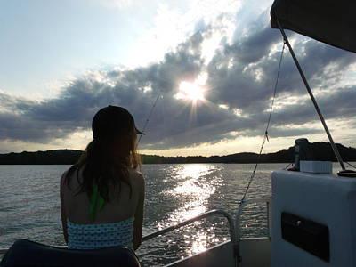 Minnesota Fishing Trip Original by Brian  Maloney