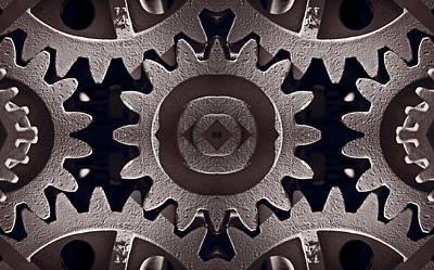 Mirror Gears Original by Steve Gadomski