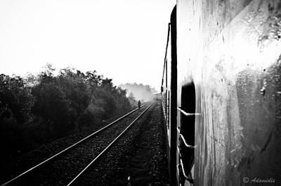 Tarkovsky Photograph - Mistical Encounter by Ioannis Adamidis