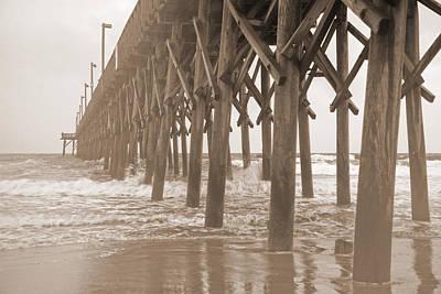 North Carolina Coast Photograph - Misty Morning by Betsy Knapp