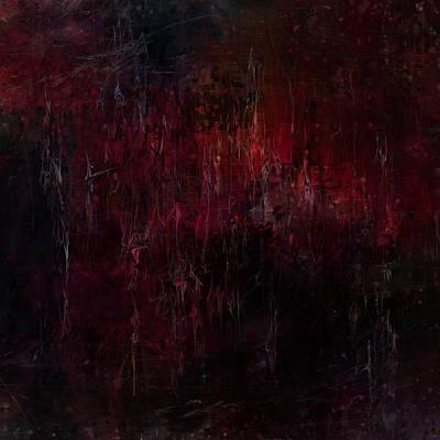 Anger Digital Art - Misunderstood by Rachel Christine Nowicki