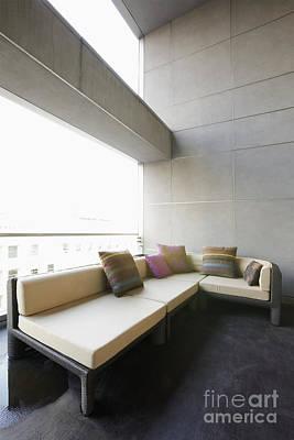 Modern Sofa Print by Andersen Ross