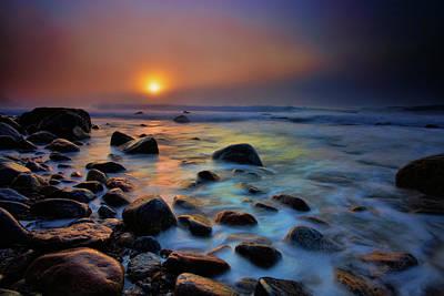 Montauk Photograph - Montauk Point IIi by Rick Berk