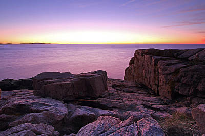 Acadia National Park Photograph - Morning Bliss by Juergen Roth
