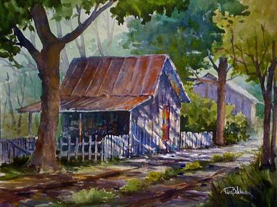 Painting - Morning Light by Tina Bohlman