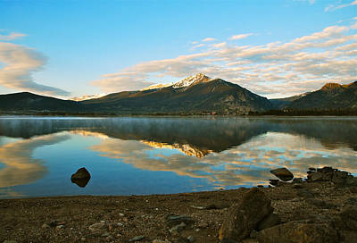 Bob Berwyn Photograph - Morning Reflections by Bob Berwyn
