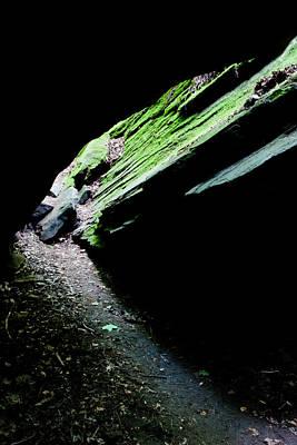 Mossy Cave Original by Adam Pender