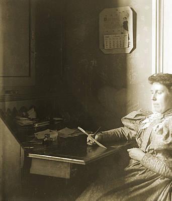Mrs W - April 1885 Original by Jan W Faul