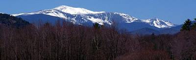 Photograph - Mt Washington I by Frank LaFerriere