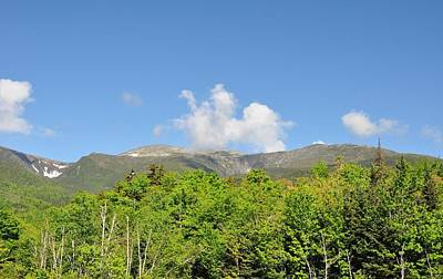 Photograph - Mt Washington V by Frank LaFerriere