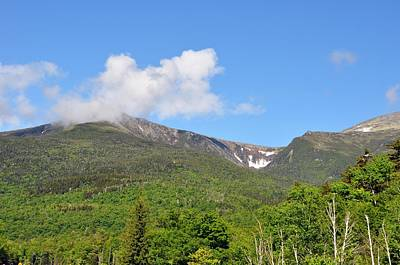 Photograph - Mt Washington Vi by Frank LaFerriere