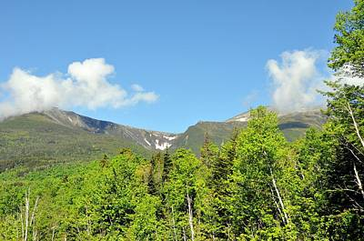 Photograph - Mt Washington Vii by Frank LaFerriere