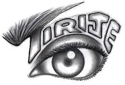 Tattoo Stencils Drawing - My Logo by Rick Hill