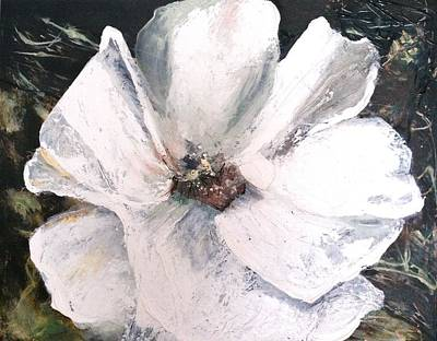 Rose Of Sharon Painting - My Rose Of Sharon by Helen Wendle