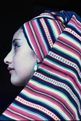 Earrings Photograph - My Sister Rosa 2 by Alfredo Da Silva