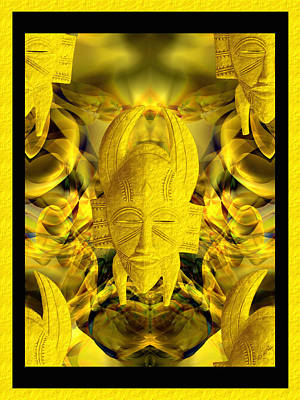 Abstract Photograph - Mystic Illusions by Kurt Van Wagner