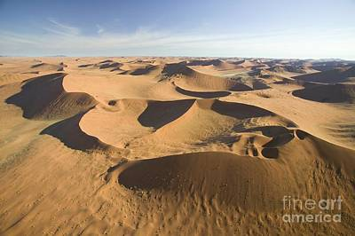 Birds Eye View Photograph - Namib Desert by Namib Desert