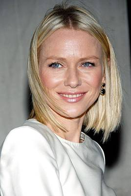 Dark Roots Photograph - Naomi Watts In Attendance For Tommy by Everett