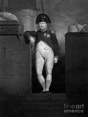 Napoleon Bonaparte, Military Leader Print by Photo Researchers