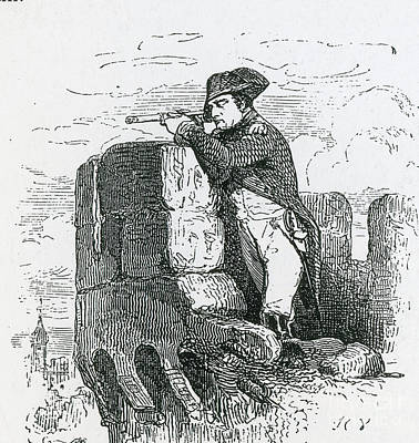 Napoleon, Military Leader And Emperor Print by Science Source