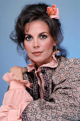 Natalie Wood In The 1970s Print by Everett